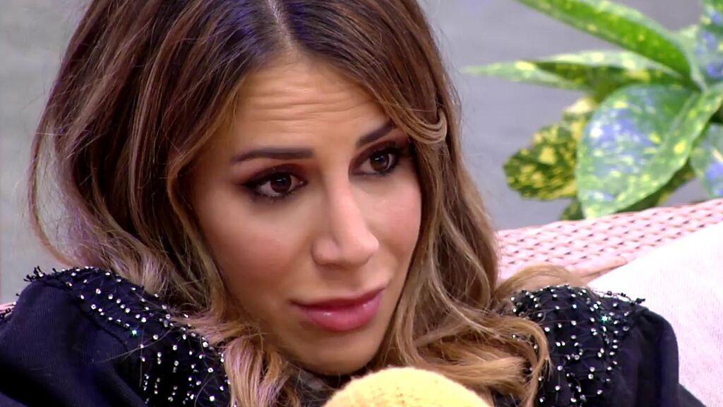 Cristina confiesa sus sentimientos e inseguridades sobre Luca