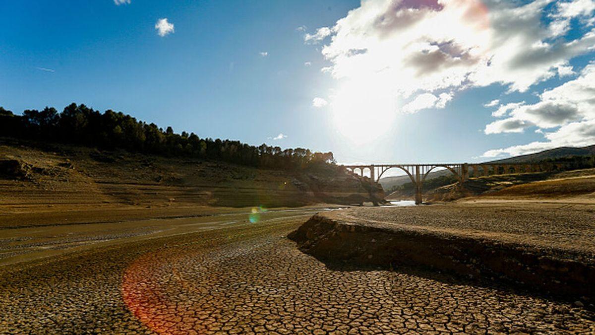 Nuestros embalses están por debajo del 40 por ciento y bajando: ¿Cuándo volverá a llover en España?