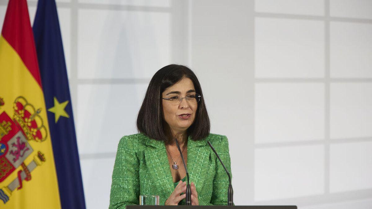 En directo: Carolina Darias, tras el Consejo Interterritorial de Salud