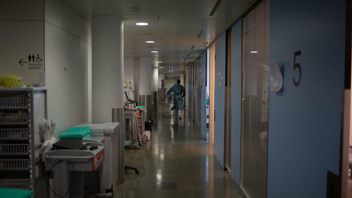 Hallan más virus SARS-CoV-2 en los pasillos de los hospitales que en las habitaciones