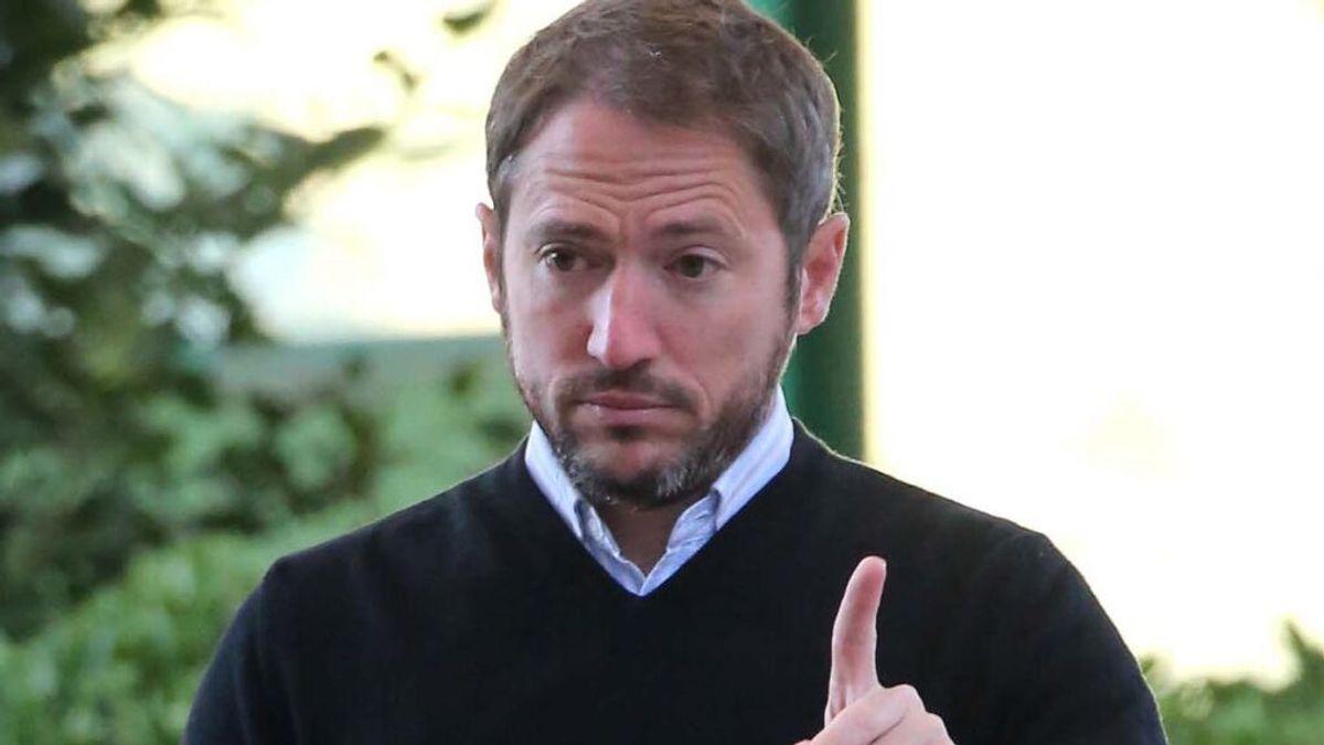 Manuel Martos reacciona a las fotos de Amelia Bono con Fernando Ligués tres meses después de su divorcio