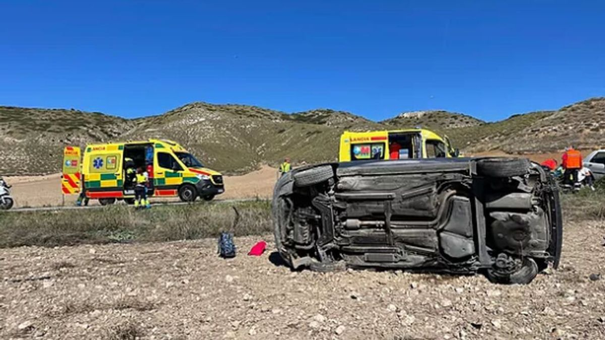 Un niño de 9 años ha fallecido en un accidente de tráfico en Valverde de Alcalá en Madrid