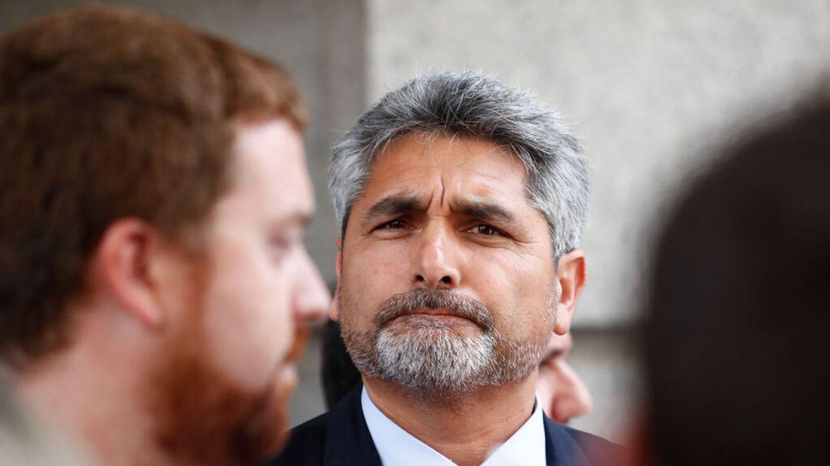 Juan José Cortés dice que no recuerda qué pasó tras ser denunciado por golpear a una mujer