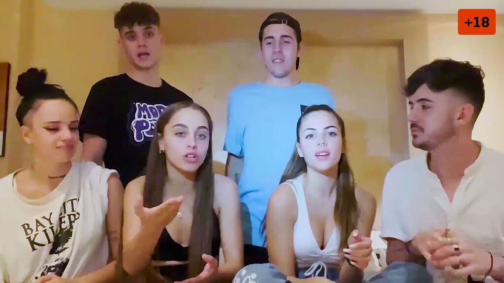 Jorge Cyrus, Lucía Bellido y Nico20 se confiesan como nunca sobre su vida privada (1/2)