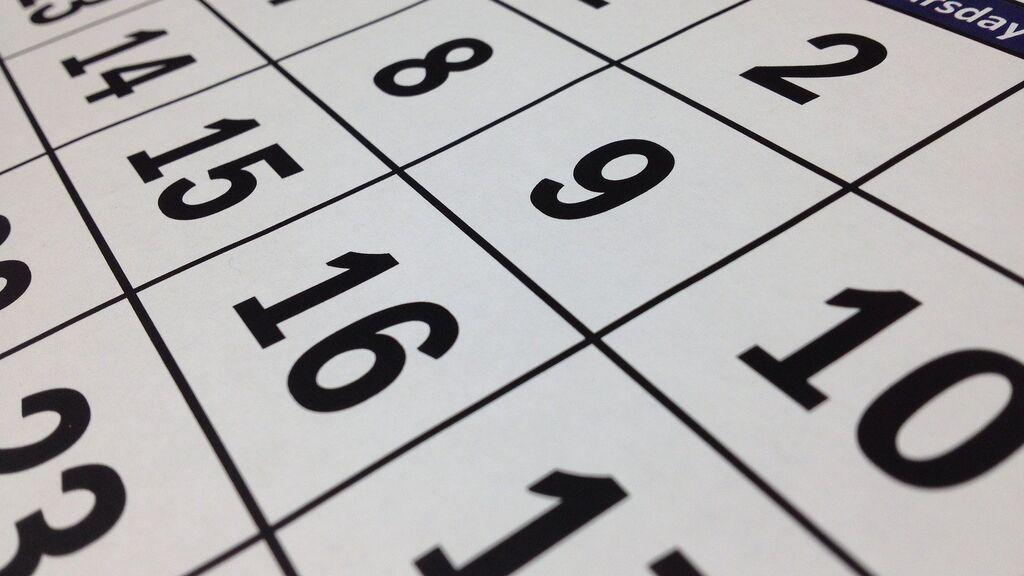 Calendario laboral 2022 en Canarias
