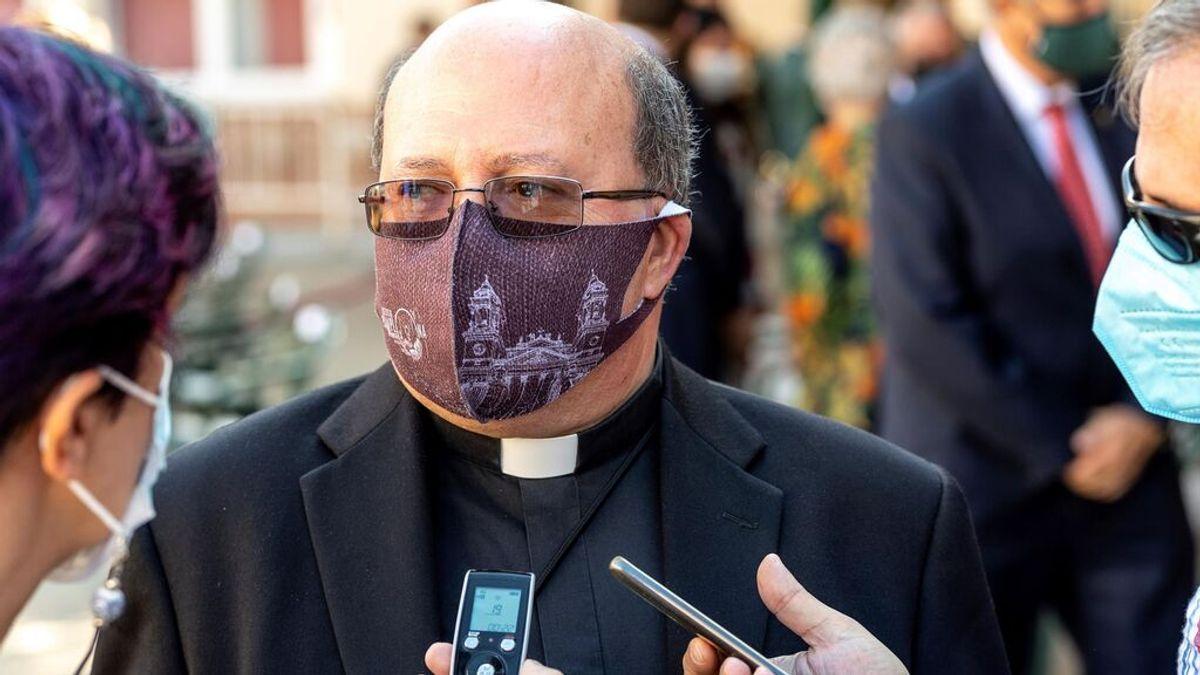 Juan Miguel Ferrer, el deán de la Catedral de Toledo, un sacerdote cercano al Arzobispo de Valencia Antonio Cañizares