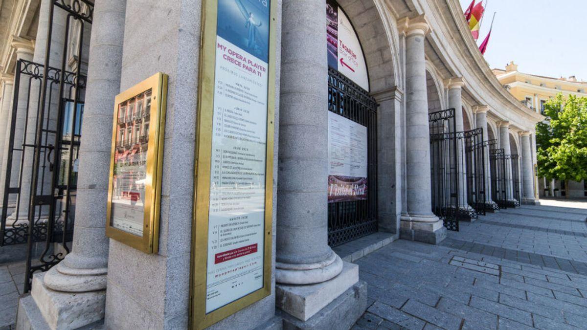 El Teatro Real cancela el estreno del Ballet Nacional de España por la huelga de técnicos
