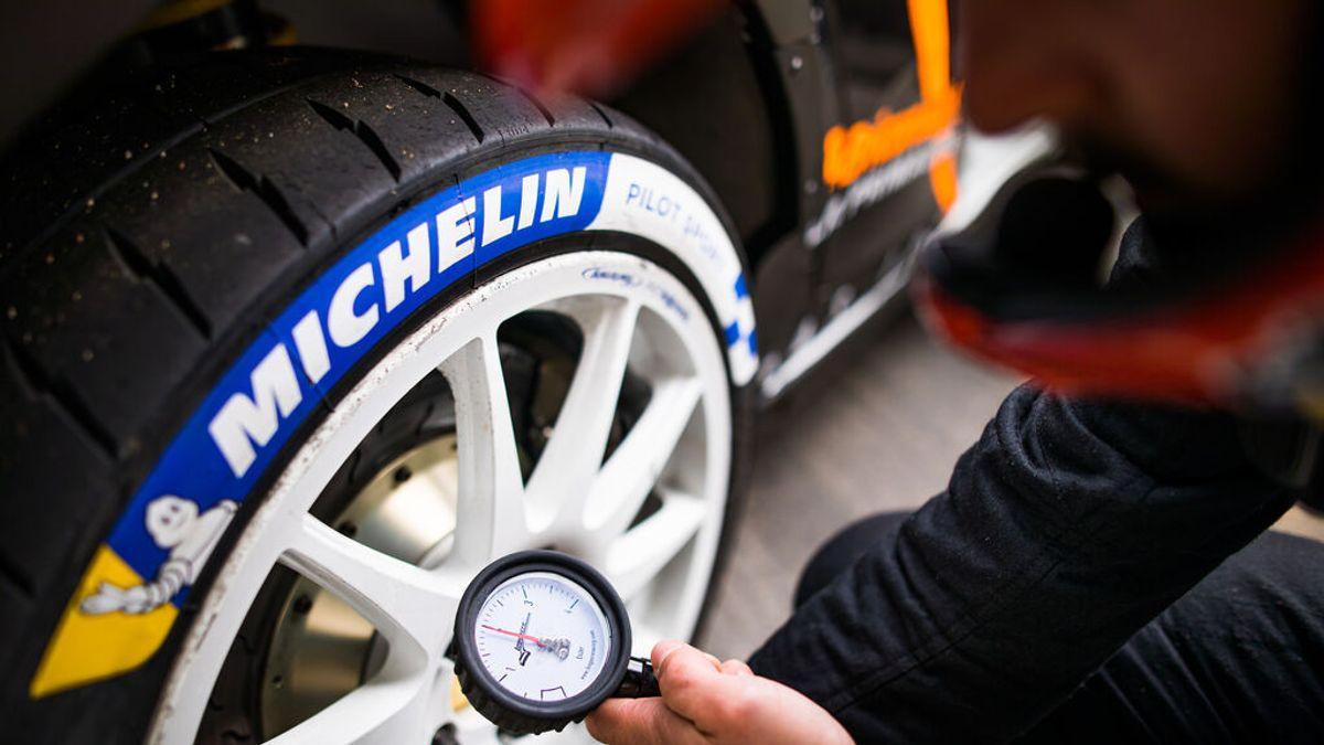 Michelin de Vitoria parará el 6, 7 y 14 de noviembre por la falta de chips