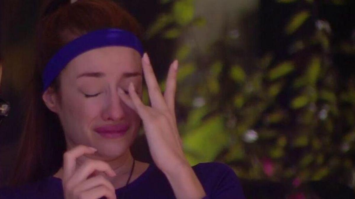 """El tremendo bajón de Adara en 'La casa de los secretos': """"No quiero sufrir más"""""""