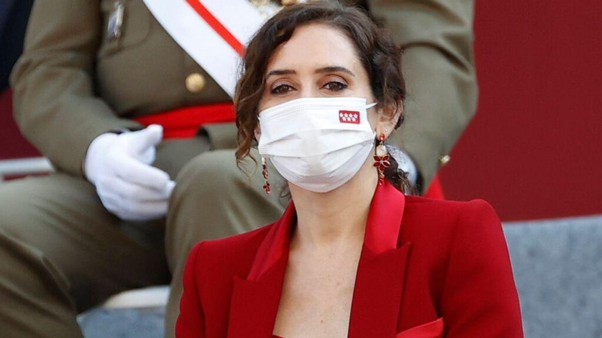 """Instagram censura una foto de Isabel Díaz Ayuso en las Ventas por """"violencia extrema"""""""
