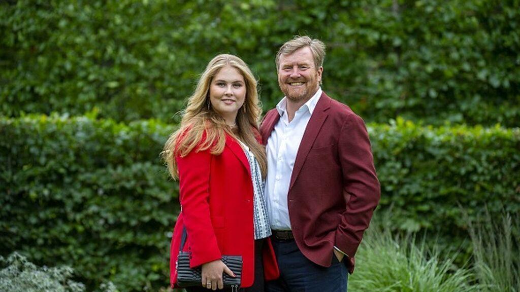 La heredera holandesa podría casarse con alguien de su mismo sexo sin renunciar al trono