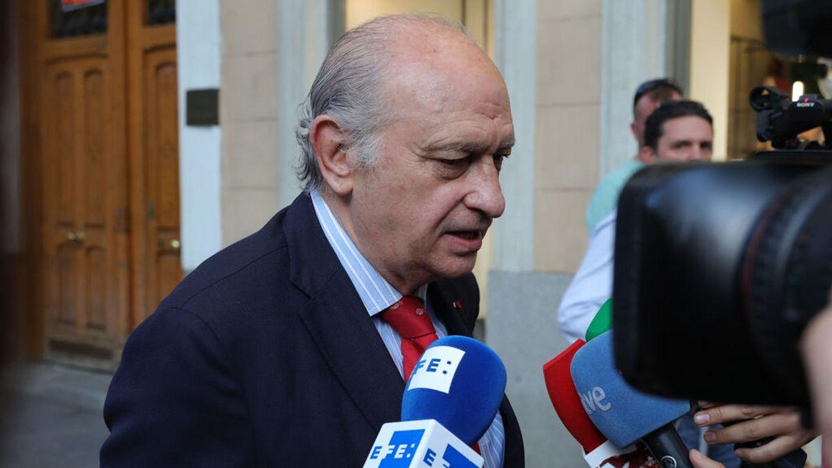 El juez rechaza la petición de Fernández Díaz de reabrir 'Kitchen' y deja en manos de la Sala la decisión final