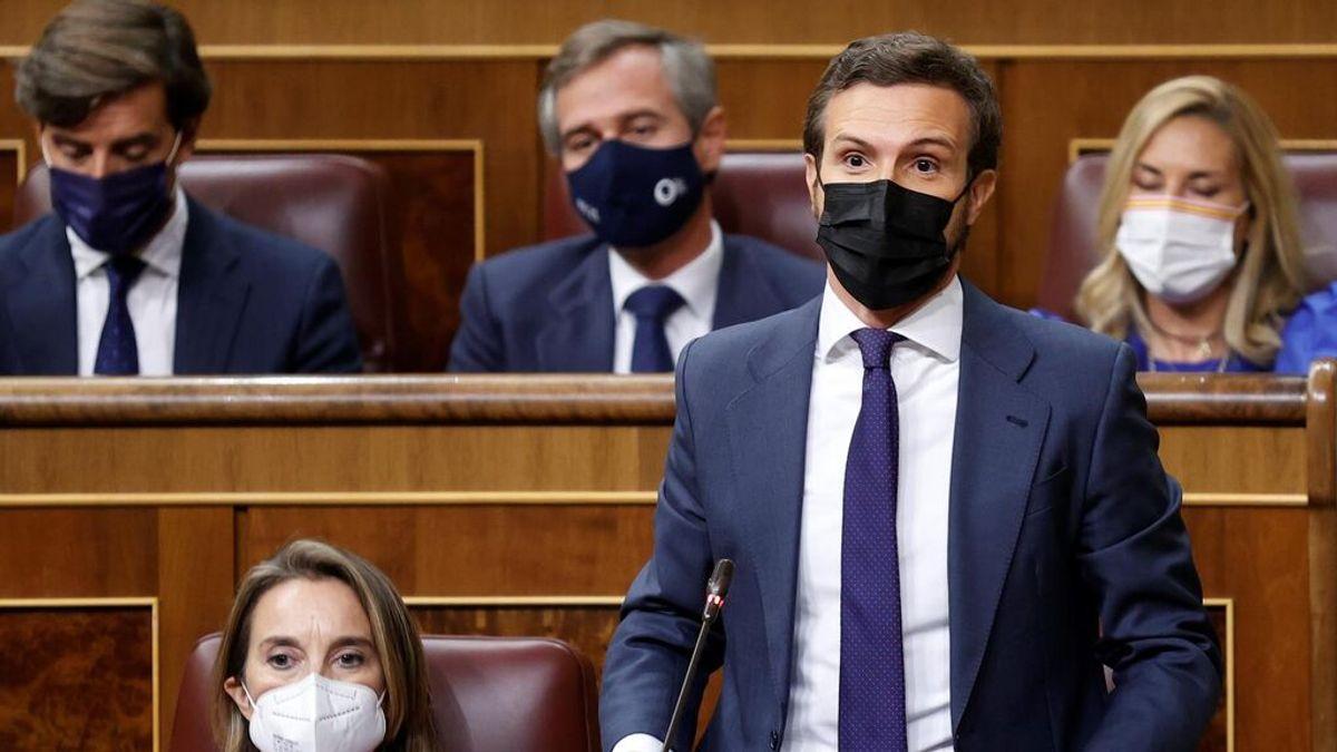 Casado ofrece a Sánchez renovar ya los demás órganos constitucionales pendientes, al margen del CGPJ