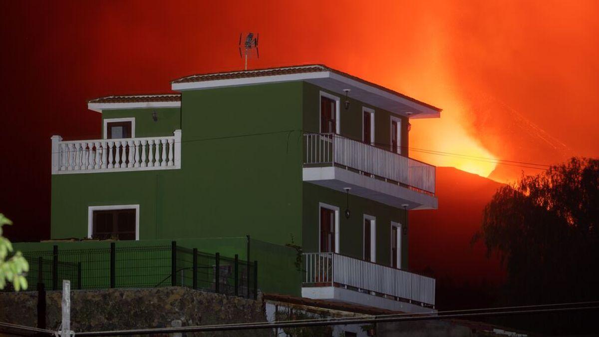 El Cabildo de La Palma habilita una herramienta para localizar casas bajo la lava