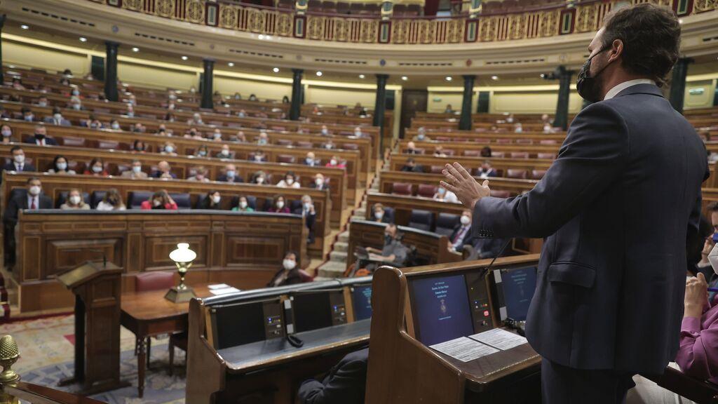 El Gobierno recoge el guante de Casado para un pacto parcial de renovación de los órganos constitucionales