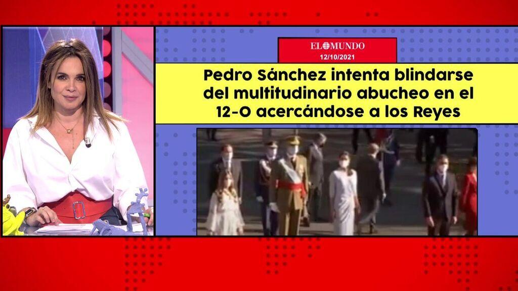 La turra de cada año a Pedro Sánchez Los teloneros 2021 Programa 22