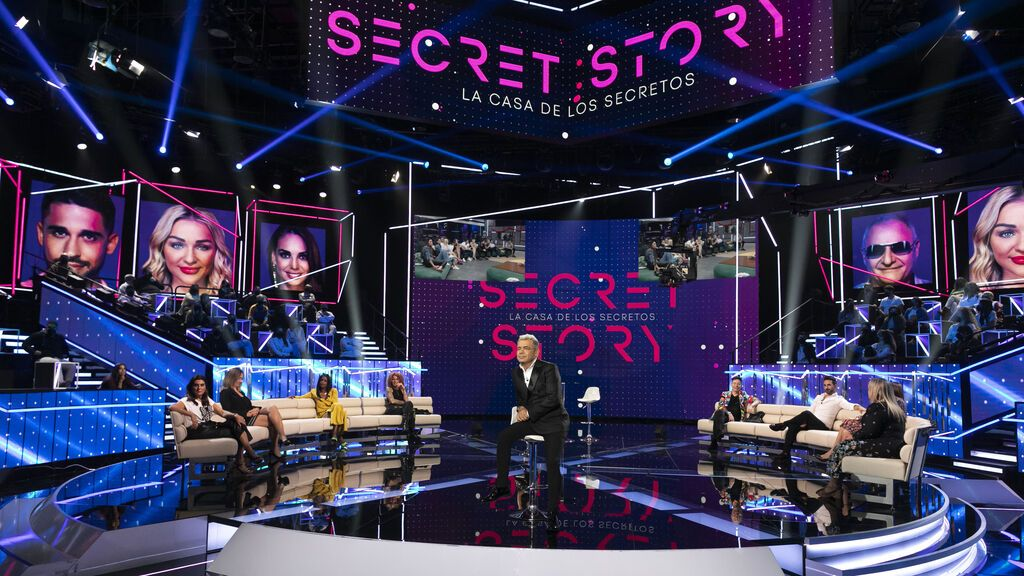 Canales y Cynthia, cara a cara en la 'Sala de la verdad', expulsión y nominaciones 'picantes', en 'Secret Story. La casa de los secretos'