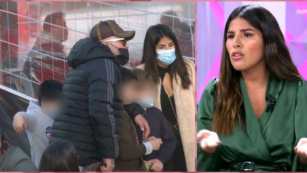 """Isa Pantoja, contra Kiko: """"No eres más que nadie y no voy a permitir que me humille"""""""