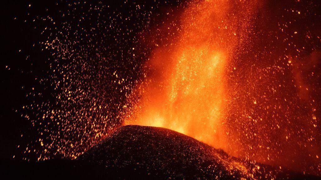 El volcán de La Palma no pierde fuerza: dos nuevos terremotos, uno de 4,3 grados, sacuden la isla