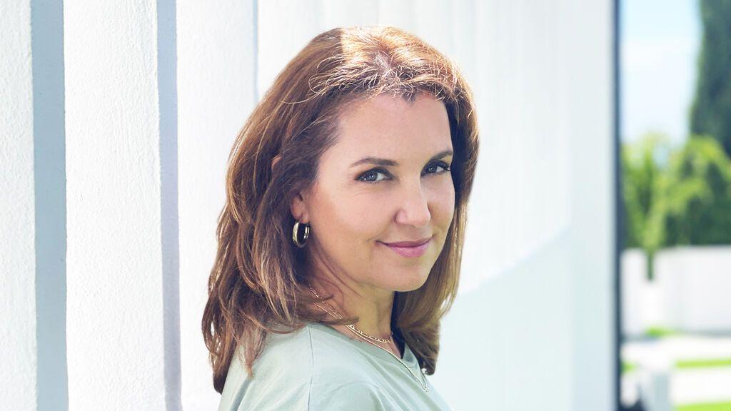 Mónica Vicente (foto cedida por la autora)