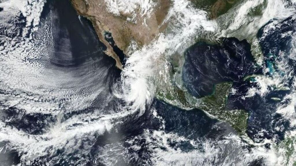 Así ha sido el impacto del huracán Pamela en México