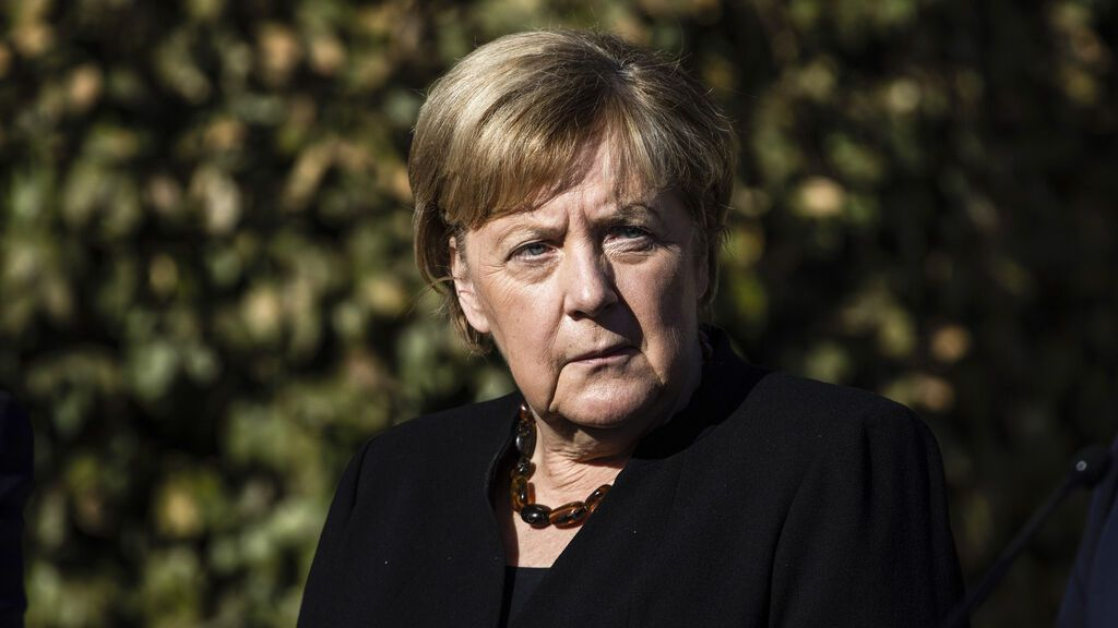 En directo: Angela Merkel recibe el premio Carlos V en el Monasterio de Yuste