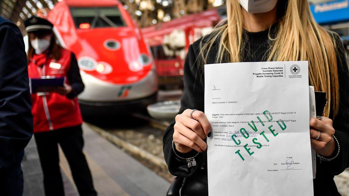 Italia será el país con la norma contra la covid19 más estricta en el mundo