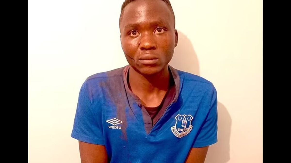Masten Milimo Wanjala, el vampiro de Kenia, que mató a 10 niños y se bebió la sangre de uno de ellos, huye de prisión