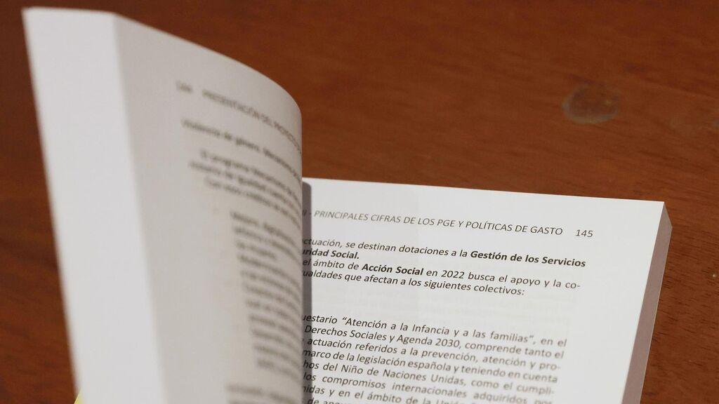 La Comunidad Valenciana recibirá 1.508 millones de inversiones del Estado en 2022, un 27,3% que en 2021