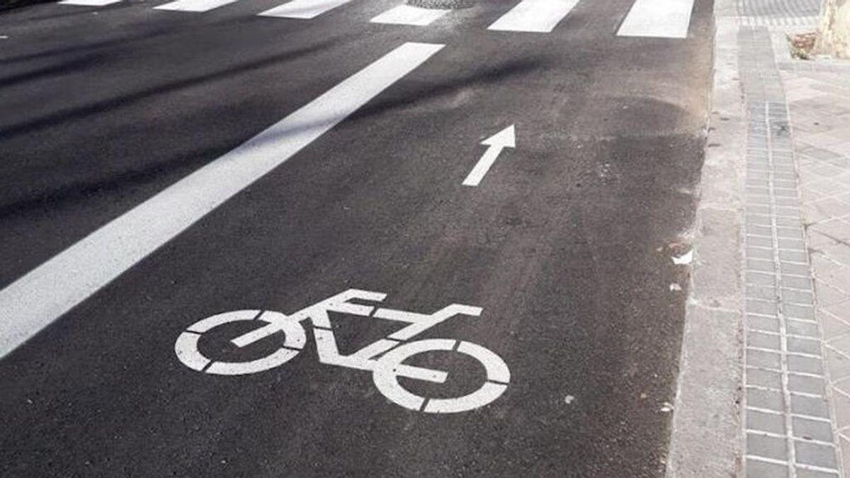 Las obras del carril bici de la Castellana comenzarán en diciembre