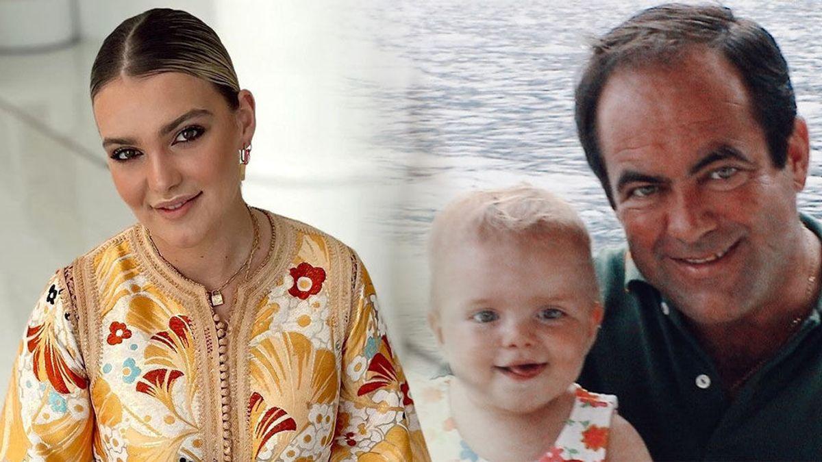 """Sofía, la hija de José Bono, publica la emotiva carta que le escribió su padre nada más adoptarla: """"Te vamos a dar nuestro amor"""""""