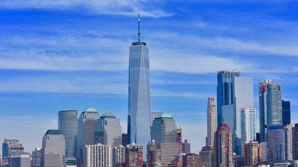 One World Trade Center, en Nueva York.