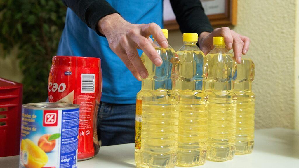 El Banco de Alimentos de Valencia distribuirá 566.000 kilos de alimentos a 6.000 familias
