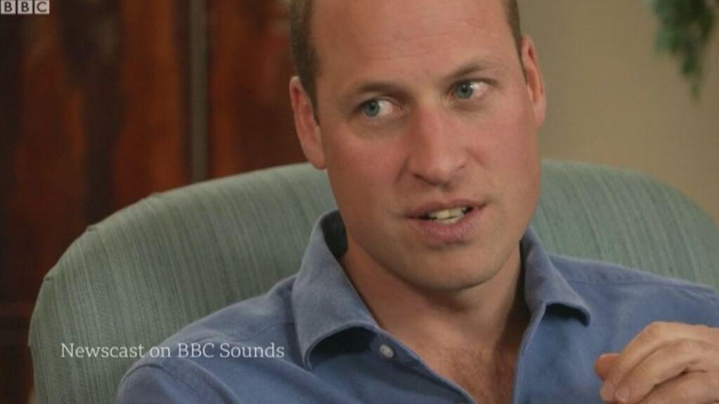 Tirón de orejas del príncipe William a Bezos, Musk y Branson por su carrera con el turismo espacial