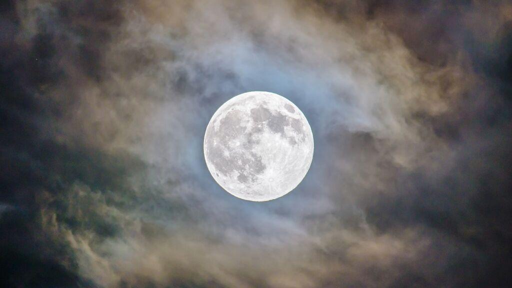 Luna del cazador: cuándo es la luna llena de octubre y cómo verla