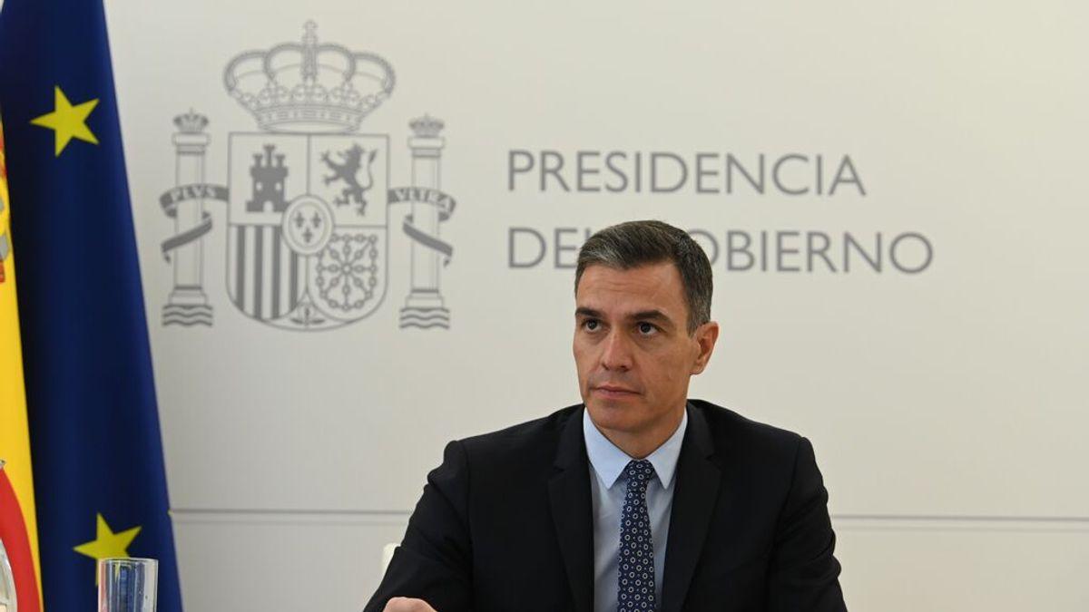 Subida de sueldo del Gobierno: ¿Cuánto cobrará Pedro Sánchez en 2022?