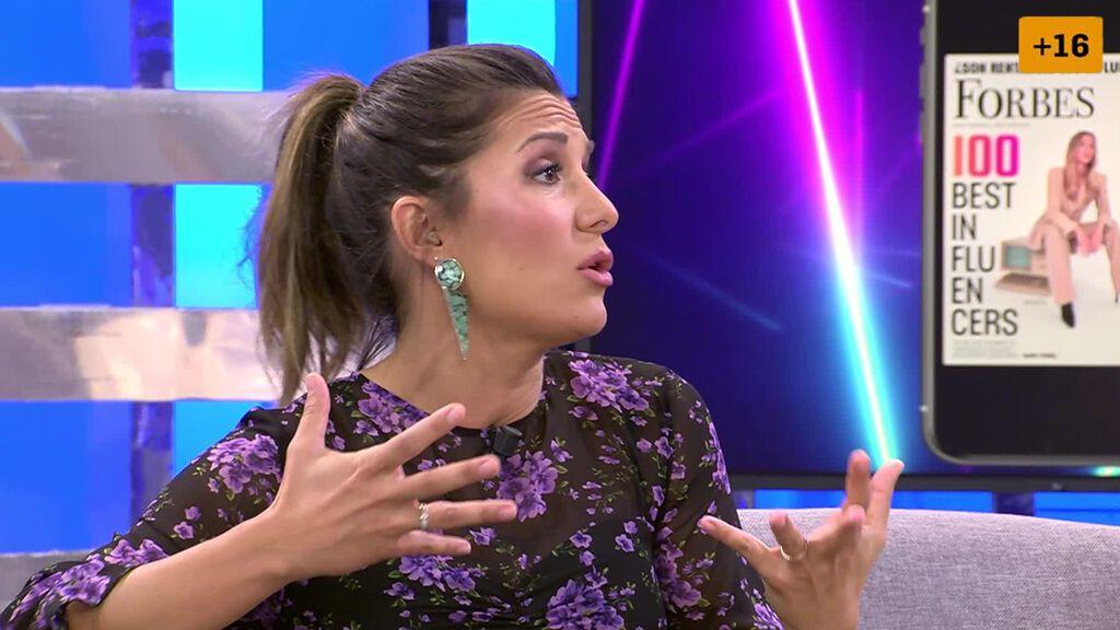 Nagore defiende a María Pombo de los ataques de Malbert