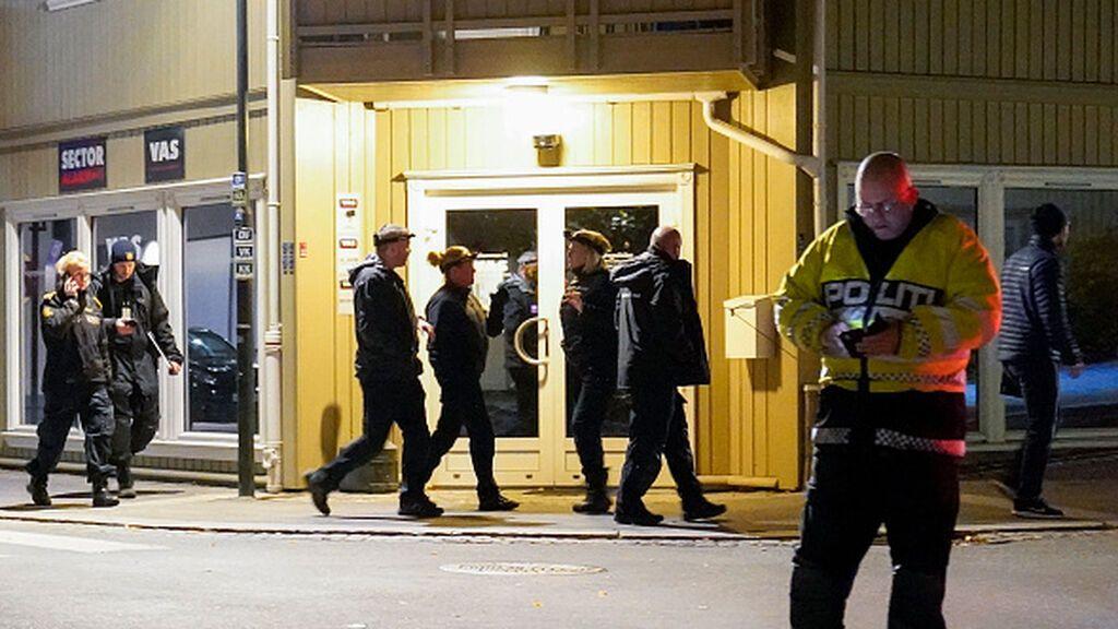 Un danés de 37 años, detenido por el ataque con un arco y flechas en Noruega con cinco muertos