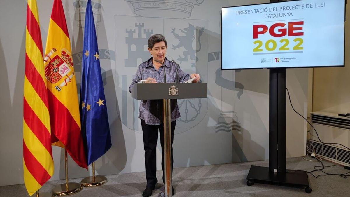 """Cunillera señala a las comunidades que critican los PGE: quizás """"no hacen bien su trabajo"""""""