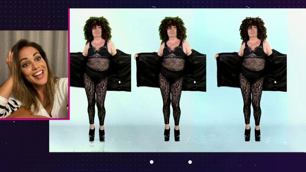 "Lara Álvarez acepta el reto ""imposible"" del Maestro Joao: bailar 'Single Ladies'"
