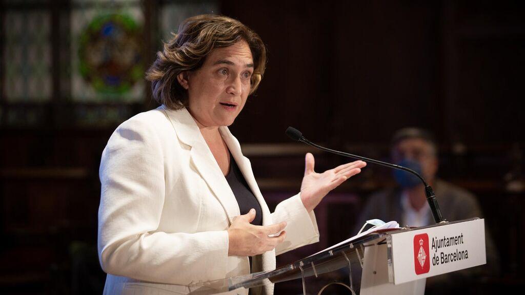 """Colau desmient que el acto con Díaz y Oltra en Valencia sea el """"lanzamiento de ninguna plataforma"""""""