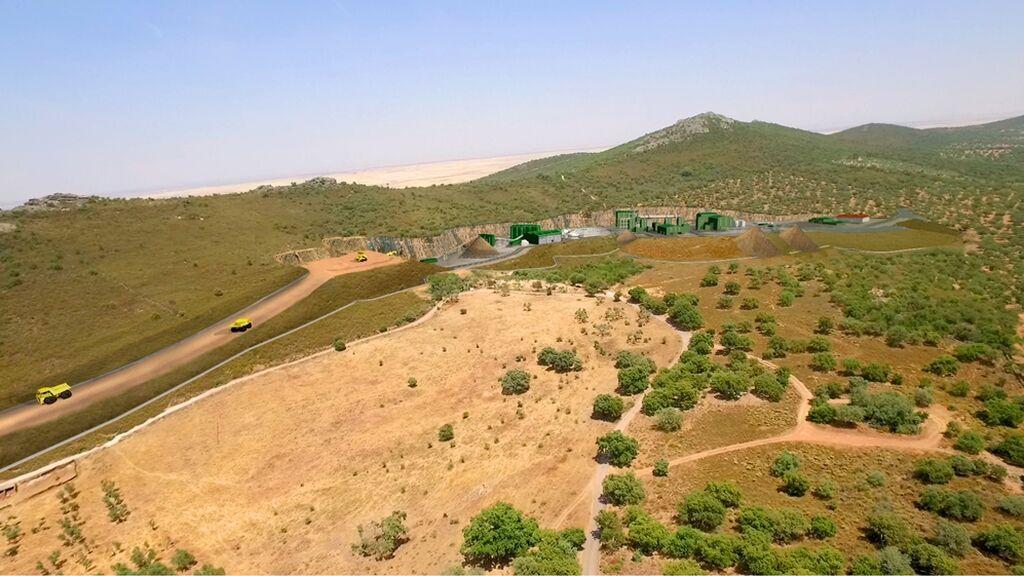 La mina de litio de Cáceres sería subterránea y crearía 200 puestos de trabajo directos más