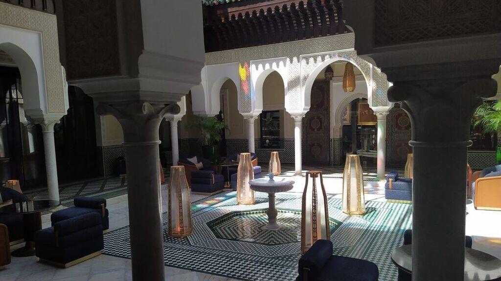 El mejor hotel del mundo o el 'soft power' marroquí