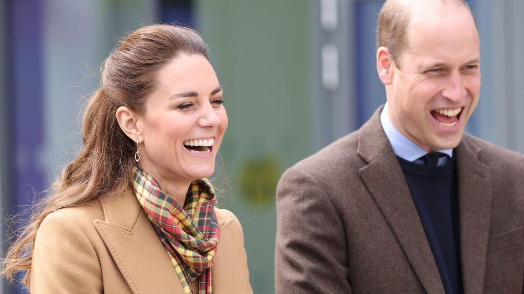 El príncipe William y Kate Middleton ofrecen un puesto de trabajo
