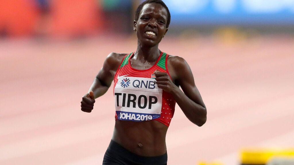 La policía de Kenia detiene al marido de la atleta Agnes Tirop como principal sospechoso de su asesinato