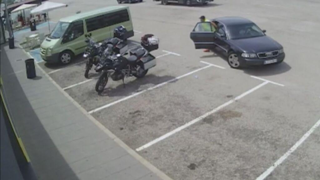 Cae una banda que robaba en coches en áreas de servicio de Valencia, Alicante y Murcia