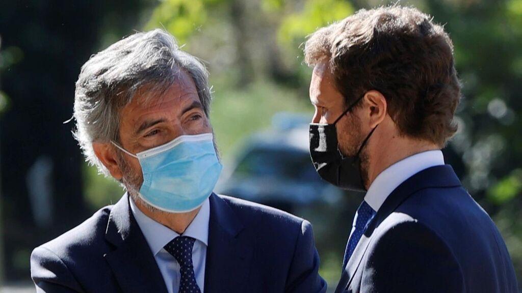 El PP no se fía de Sánchez pero confía en que Europa le reste margen de maniobra  en la negociación del Poder Judicial