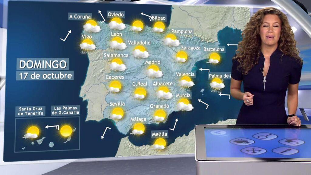 Un frente se acerca a España por el Atlántico: así condicionará el tiempo el fin de semana