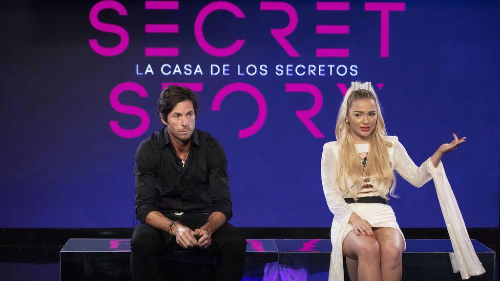 Sexta gala de 'Secret Story'