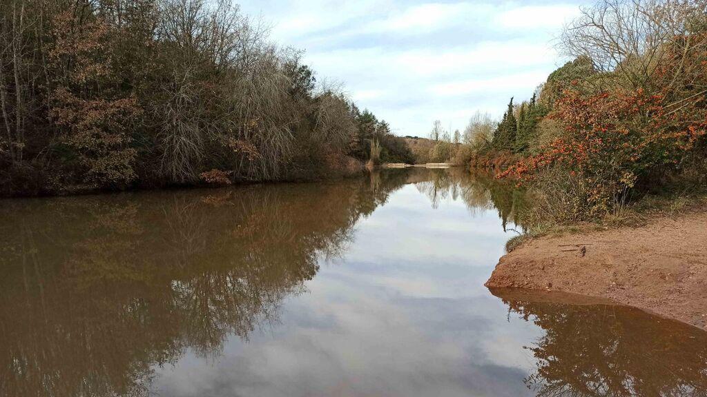 """Investigan quién ha vaciado el pantano de Masgrau de Taradell: """"Últimamente hay muchos actos incívicos"""""""